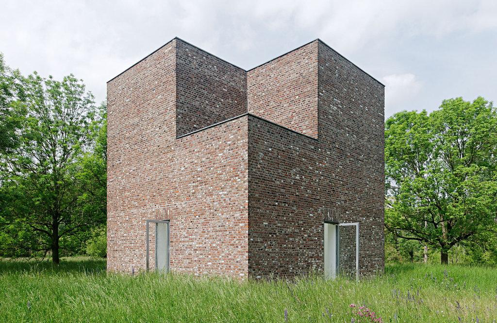 Heerich-Turm Museum Insel Hombroich