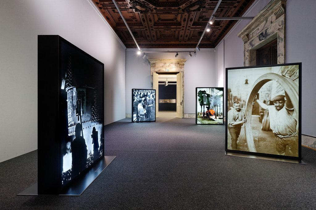 Krupp Fotoausstellung in der Villa Hügel