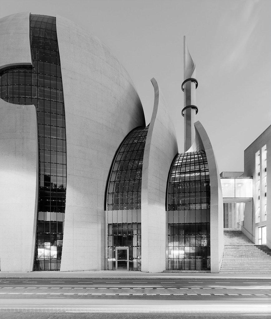 Zentralmoschee Köln