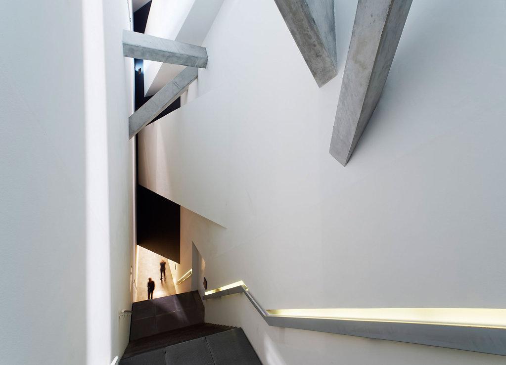 Jüdisches Museum Berlin / Arch. Daniel Libeskind
