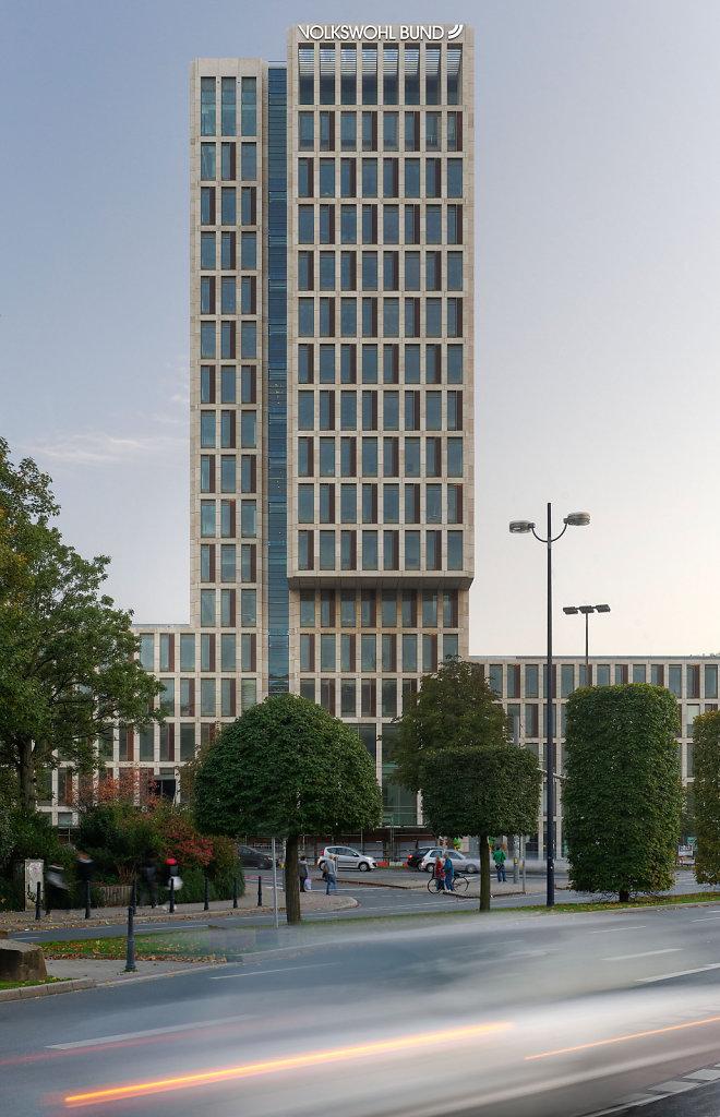 Volkswohlbund Dortmund / Arch. nps Tchoban Voss
