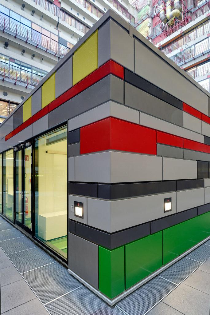MRT-Gebäude Uniklinik Aachen