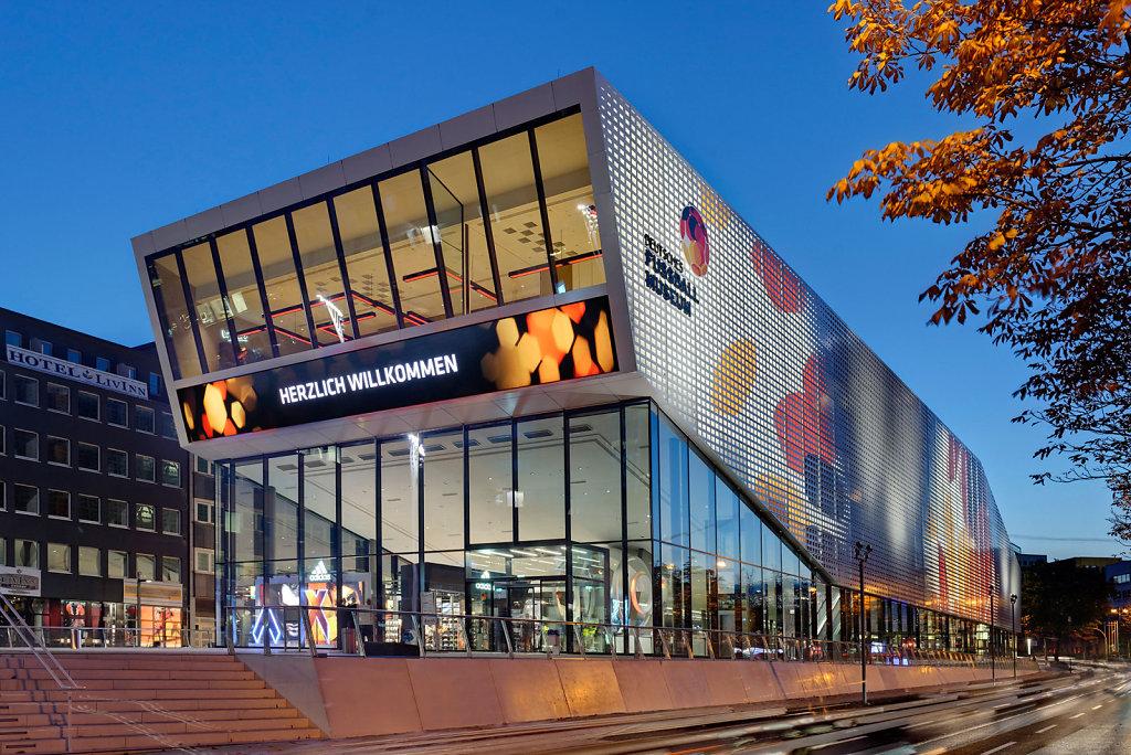 utsches Fussballmuseum Dortmund