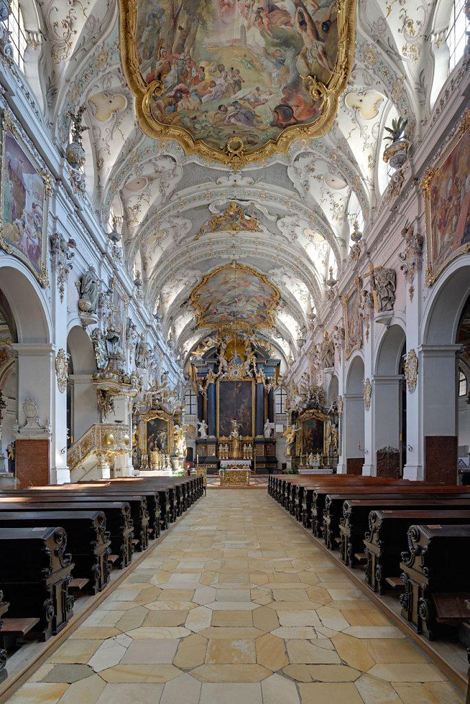Sankt Emmeram Regensburg