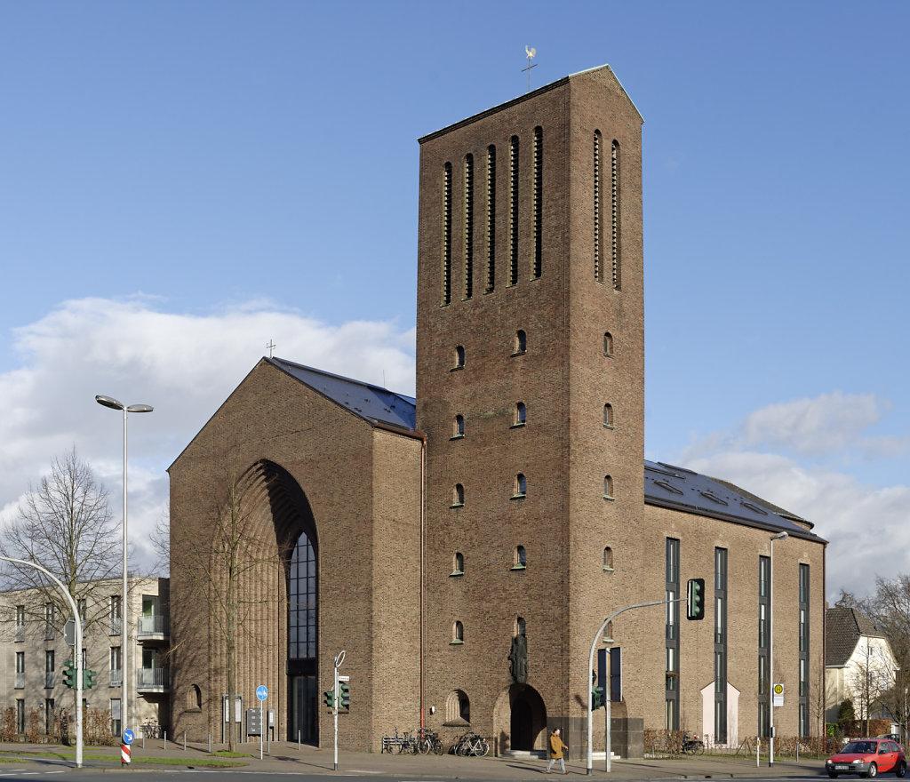 DreifaltigkeitskircheMünster