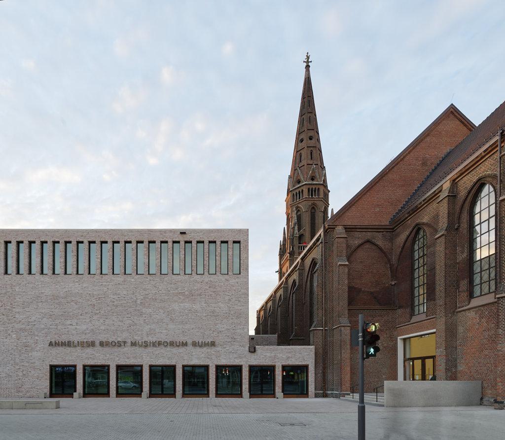 Anneliese Brost Musikforum Ruhr