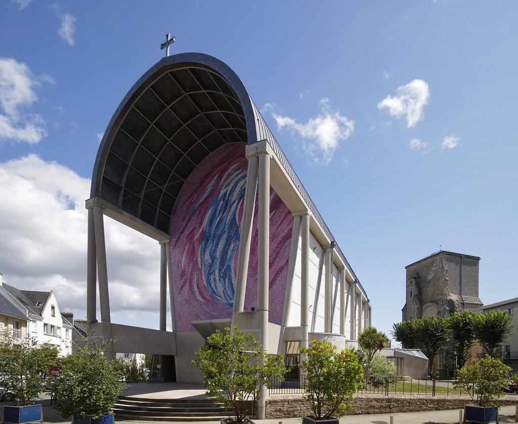 Église Saint Guénolé