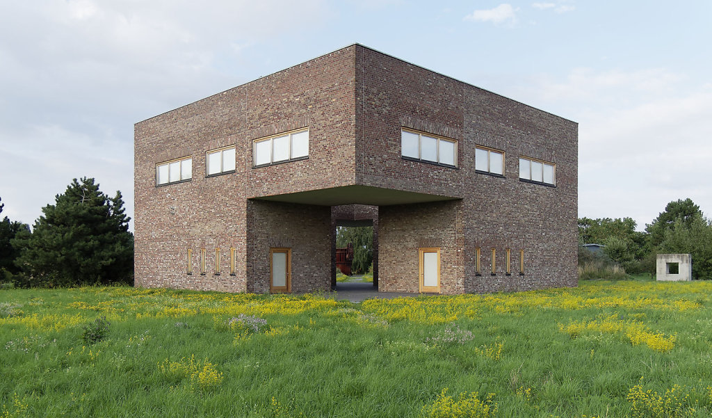 Archiv   ehemalige Raketenstation Hombroich