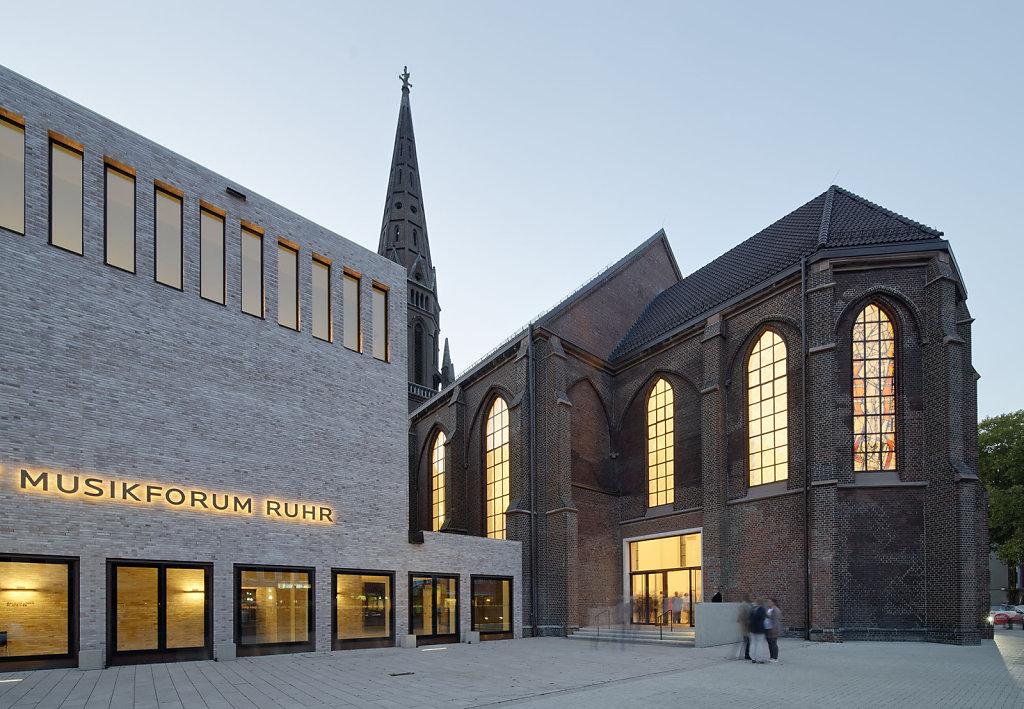 architektur-phoAnneliese Brost Musikforum Ruhr