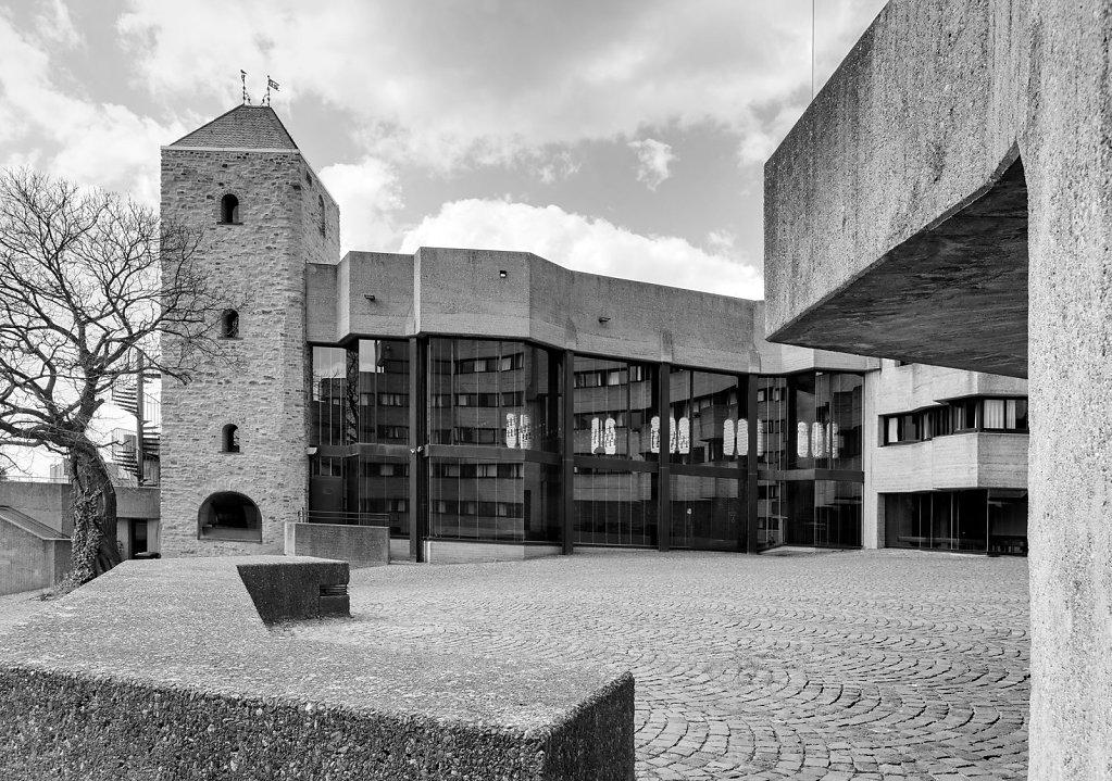 Bensberger Rathaus | Ratssaal