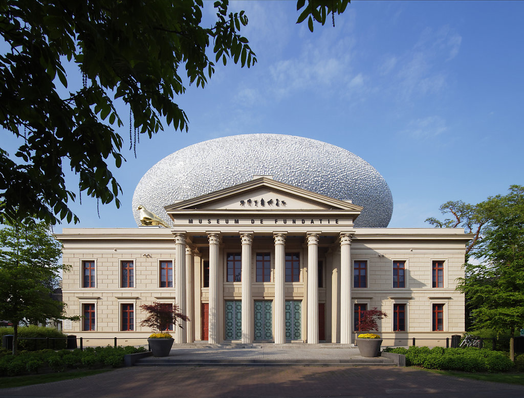 Museum de Fundatie Zwolle NL