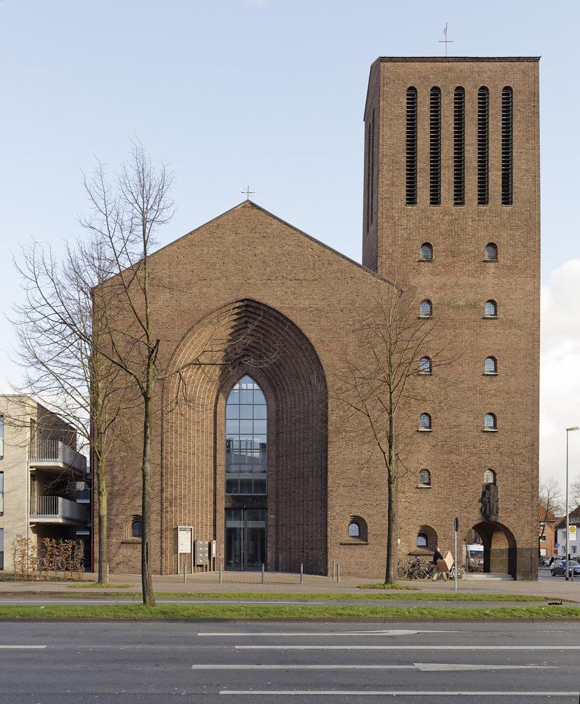 Dreifaltigkeitskirche Münster