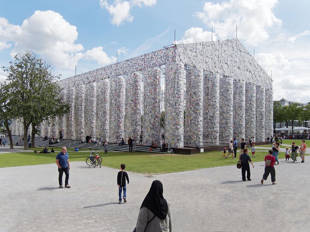 Parthenon der Bücher
