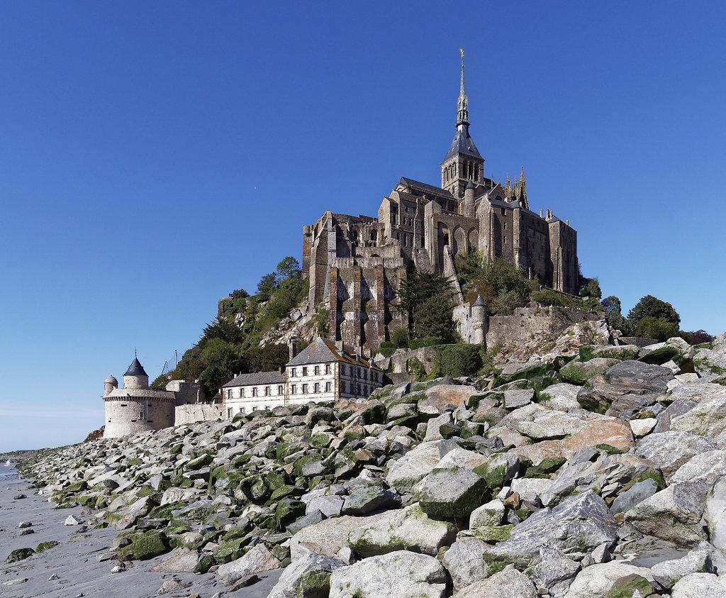 Kloster Le Mont-Saint-Michel