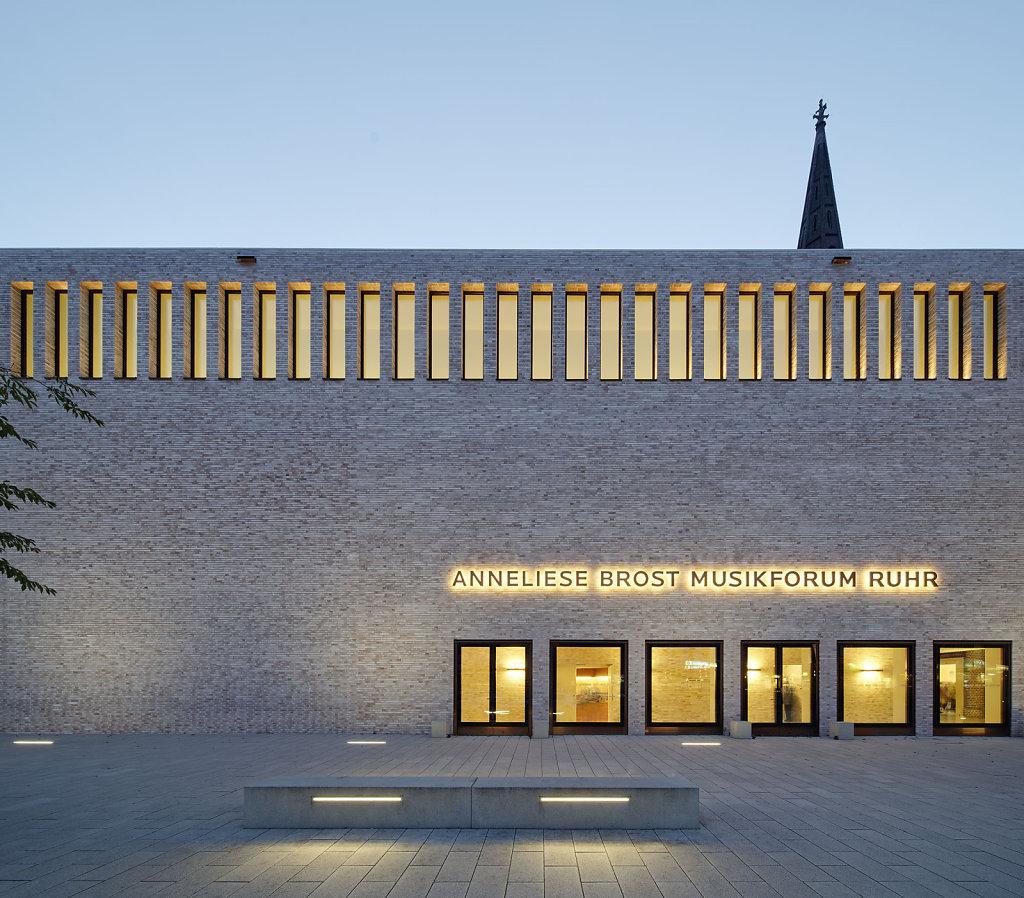 Anneliese Brost Musikforum Ruhr Bochum